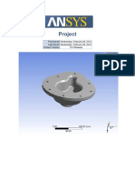 Ansys Steady-State Thermal