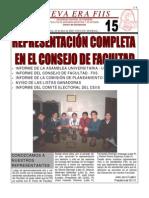 Nueva Era FIIS - Boletin 015