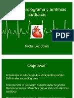 electrocardiograma y arritmia