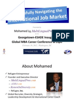 Successfully Navigating the International Job Market_Final
