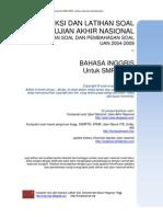 Prediksi UN BING SMP 2010-r1