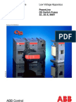 PowerLine OS Switch Fuses 32 to 63 a, 690V (Os 20 Gb 98-04)