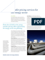 Deloitte - Transfer_Pricing for Energy Sector