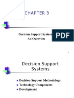 Decision Support Systems- An Overview