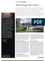 3ds Max Design 2012 Whats New Brochure Us