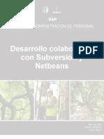 Desarrollo Colaborativo Con Subversion y Netbeans