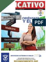 Suplemento Educativo Los Mochis 2012