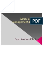 Supply Chain Management & ERP
