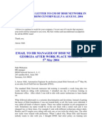 ATTACK BY HITMEN FOR SOMALIA'S DIAMONDS / OIL/ GAS - AMERICA 2004 - 2005 ( EMAILS)