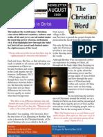 LCF Newsletter August 2008
