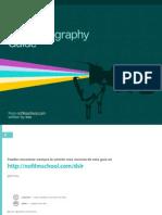58872690 DSLR Cinematography Guide Spanish
