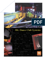 Dance Club Booklet