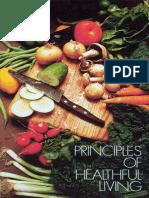 Principles of Healthful Living (Prelim 1975)