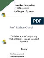 DSS- Collaborative Computing Technologies