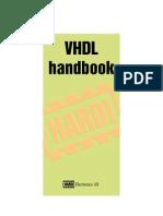 VHDL Handbook