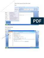 Cara Save File Microsoft Office 2007 Muncul Di Versi Office 2003