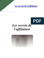 12 -Les Secrets de l'Affiliation