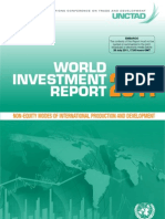 World Investment Report 2011 Unctad