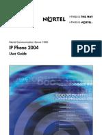 i2004 User Guide
