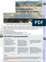 Presentazione PGT Seveso a cura del Politecnico di Milano