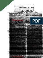 Crimninal Law