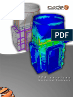Fea Services - Equipment Analysis