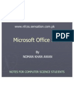 Microsoft Office Suite Fp