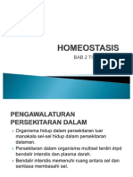 Homeostasis Penutup