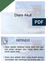 Diare Akut [Dr. Nuri]