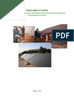 UNDP-ova analiza zelenih poslova u Hrvatskoj