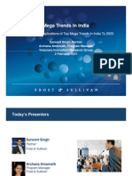 Mega Trends - India 2-2-12