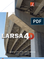 LARSA Steel Girder Brochure