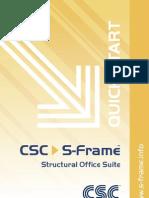 S-Frame Quick Start Guide