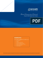 Aculife Booklet