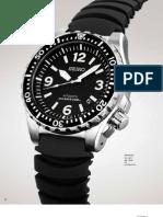 Catalogo Relojes Seiko Divers