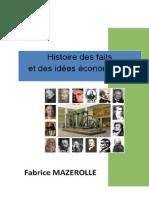 Histoire Des Faits Et Idees Economiques