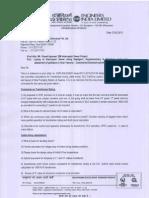EIL Letter No61