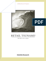 Retail Tsunami- Wal-Mart Comes to Japan_Deloitte_010503