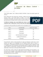 Analise Do Edital DICA LIVROS