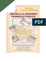 ESCUELA de MISIONES TRANSCULTURAL 2012