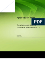 Tegra2 Embedded Controller Interface Specification 20111117