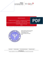 "O Projeto de Lei do ""ato médico"" e a perspectiva dos psicólogos e de outros profissionais no campo da saúde, por Marcelo M. Nicaretta"