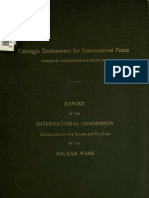 Карнегиевата анкета - Report of the International Commission to Inquire into the Causes and Conduct of the Balkan Wars