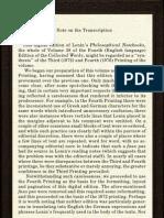 Lenin - Philosophical Notebooks