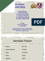 Preskas Mata (Giant Papillary Conjuntivitis
