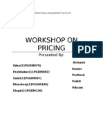 Group 10-Pricing Assignment