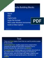 UNIT_2 Multimedia Building Blocks
