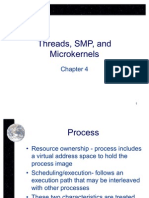Thread Smp and Micro Kernel