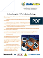 Deluxe Complete Station