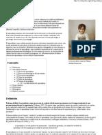 Aprendizaje - Wikipedia, La Enciclopedia Libre